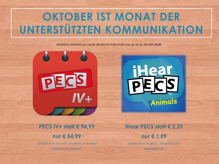 Oktober ist Monat der Unterstützten Kommunikation!!!